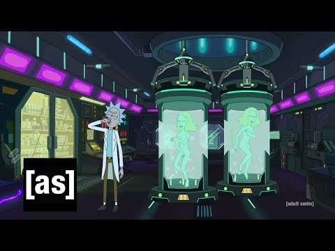 Don't Look Back (feat. Kotomi & Ryan Elder) | Rick and Morty | adult swim