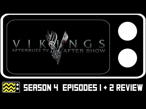 Vikings Season 4 Episodes 1 & 2 Review & AfterShow   AfterBuzz TV