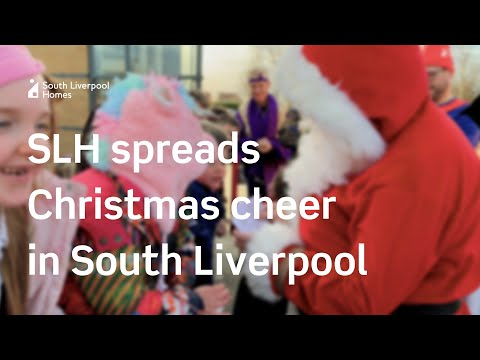 SLH Spread Christmas Spirit In South Liverpool