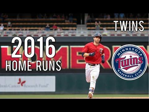 Minnesota Twins   2016 Home Runs (200)