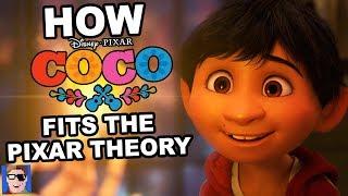 Video How Coco Fits Into The Pixar Theory MP3, 3GP, MP4, WEBM, AVI, FLV Juli 2018