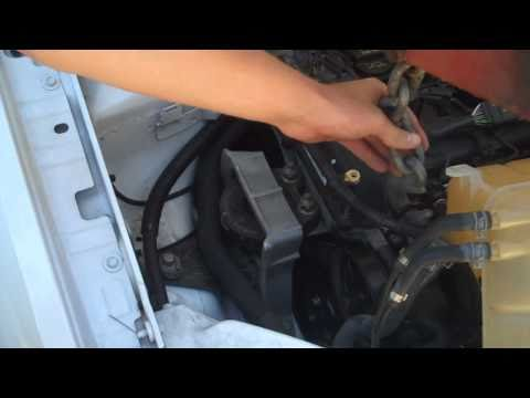 2005 ford focus front end vibration for Ford focus motor mounts vibration