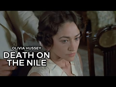 Olivia Hussey in Death on the Nile (1978) - (Clip 4/4)