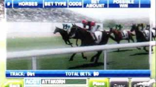 Virtual Horse Racing 3D YouTube video