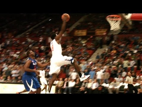 Jeff Green 2011 Lockout Highlights - Oklahoma City