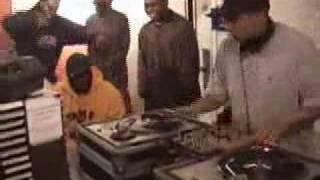 DJ Babu - Blind Alley Routine