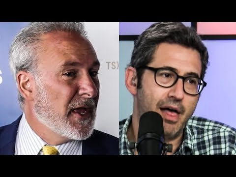 Sam Seder OWNS Libertarian On His Own Show