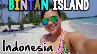 Bintan Island Indonesia  city images : Paradise Found on Bintan Island, Indonesia- April 8, 2016 | Kimmyonaquest Vacation VLOG