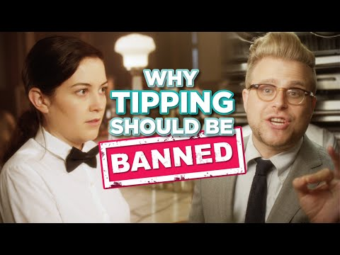 Why Tipping Should Be Banned – Adam Ruins Everything