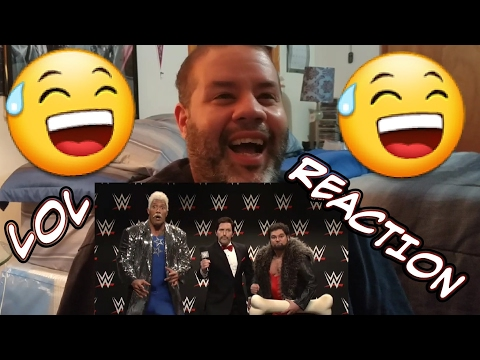 WWE PROMO SHOOT 2 SNL LOL REACTION