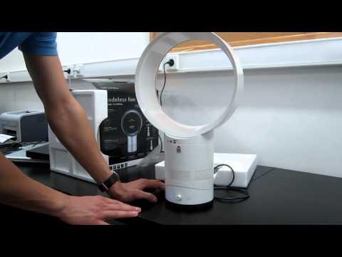 Безлопастной вентилятор