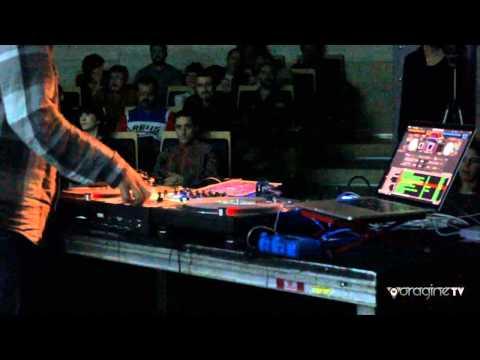 Dj Cheeba.Av Set.We Love Technology.19/12/13.Edificio Telefonica.VoragineTV (видео)