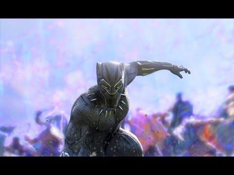 Black Panther - Best Scenes