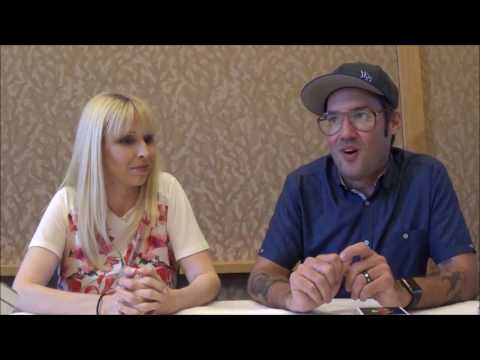 Son Of Zorn Q&A with Sally McKenna & Eric Appel (SDCC 2016)