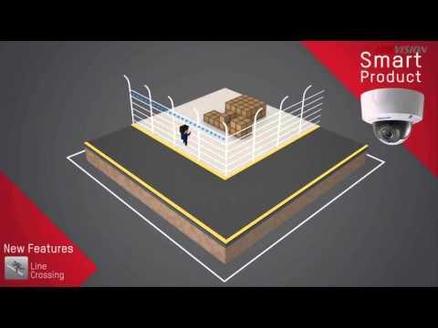 Video giới thiệu tính năng thông mình của camera quan sát HIKVISION
