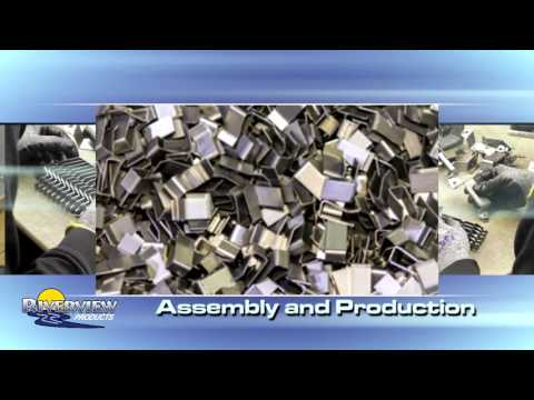 Riverview Products Metal and Wire Forming Company in Rockford Michigan