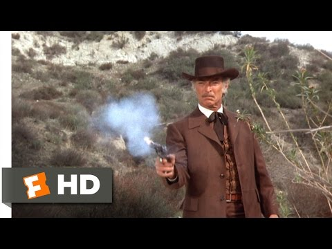 The Magnificent Seven Ride! (1/12) Movie CLIP - The Marshal Saves Jim (1972) HD