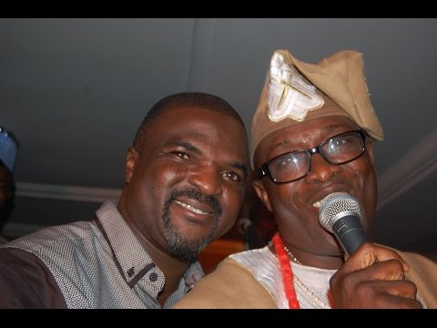 Fuji Fun Time With Adewale Ayuba And  Akande Abass Obesere