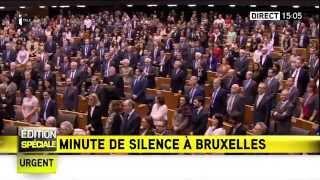 Video Le Parlement européen entonne la Marseillaise MP3, 3GP, MP4, WEBM, AVI, FLV Juni 2017