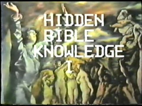 Hidden Bible Knowledge I (Al Fry's Incredible Inquiry Series, 1985)