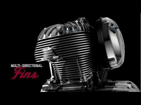 Indian Motorcycle: The Thunder Stroke 111™