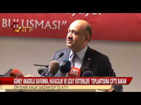 ZİRVENİN KALBİ GAZİANTEP'TE ATTI