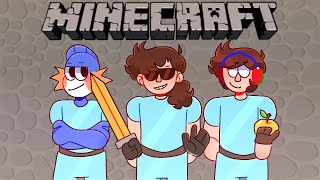 Me And NoahCraft Started A Server! | Minecraft Squads Episode #1