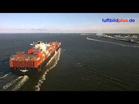 Cuxhaven Drone Video