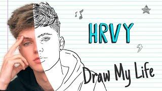 HRVY | Draw My Life