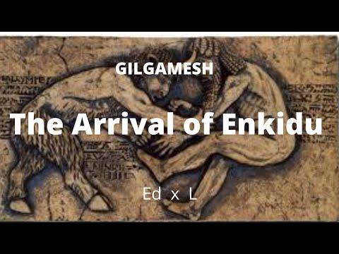 GILGAMESH: Enkidu Steps Into Civilisation