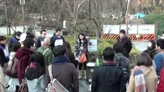 ウェルダンも活動中の「環境維新隊 東京ユネスコクラブ」