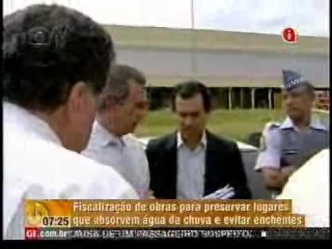 Vídeo: Globonews - 07/01/2010 - Em Cima da Hora - Fiscalização de obras