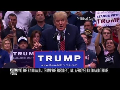 Donald Trump Releases First TV Ad
