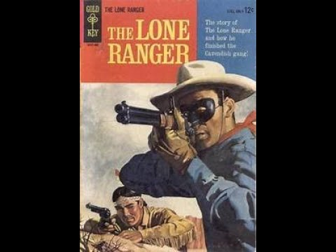 The Lone Ranger: Loser Take All (radio western of 1941)