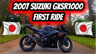 9. Rollin' Thunder: 2007 Suzuki GSXR 1000 review