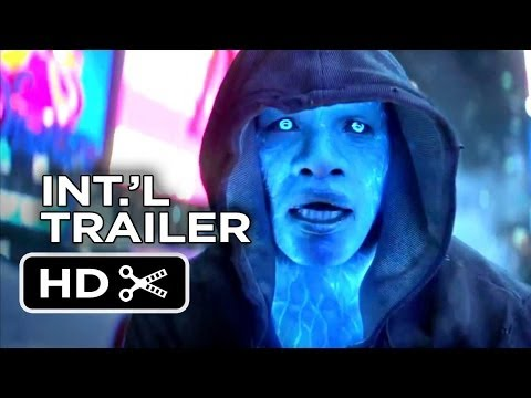 The Amazing Spider-Man 2 Official UK Trailer (2014) – Andrew Garfield Movie HD