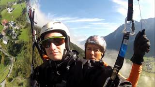 Neustift Austria  city photos gallery : Tandem Paragliding in Neustift im Stubaital, Tirol, Austria
