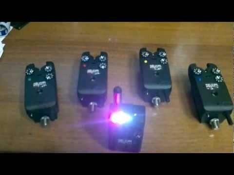 сигнализаторы поклевки электронные delkim