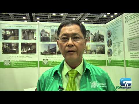 Master Jaya Environmental : Industrial Air Pollution Control & Air Handling Systems