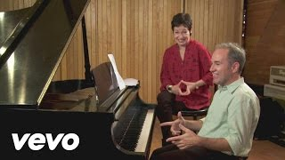 "Lynn Ahrens and Stephen Flaherty Perform ""Goodbye, My Love"" from Ragtime 