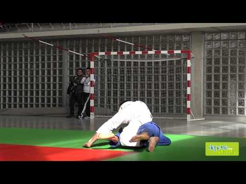 Judo Fase Sector Norte 2015 Cámara Lenta 9