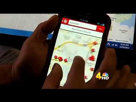 video:Fake locksmith companies address on Yelp