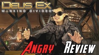 Video Deus Ex: Mankind Divided Angry Review MP3, 3GP, MP4, WEBM, AVI, FLV November 2018