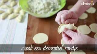Pierogi (Poolse dumplings)