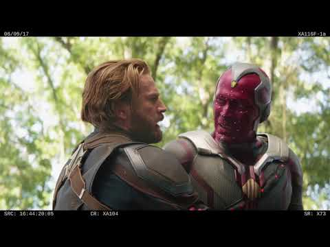 Avengers Infinity War Blooper Reel 2