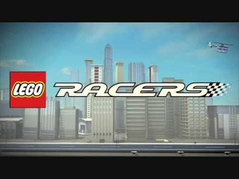 Vidéo LEGO Racers 8196 : Le Saut de l'extrême