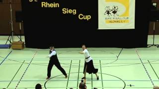 Verena Rochow-Klohn & Christoph Klohn - 31. Rhein-Sieg-Cup