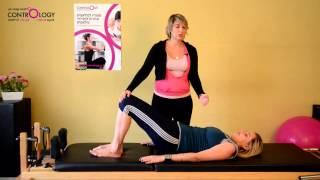 סדרת תרגילים לסובלים מכאבי גב תחתון- תרגיל 3