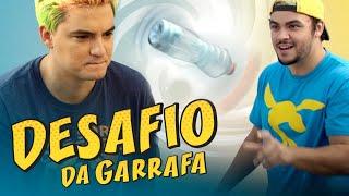 DESAFIO DA GARRAFA ULTIMATE! FLIPANDO VÁRIOS OBJETOS!