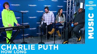 Video Charlie Puth performs his song How Long for The Morning Mash Up on SiriusXM Hits 1 MP3, 3GP, MP4, WEBM, AVI, FLV Maret 2018